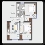 Wohnungsskizzen_TypA